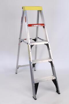 Ladder heavy duty gravity 5 step