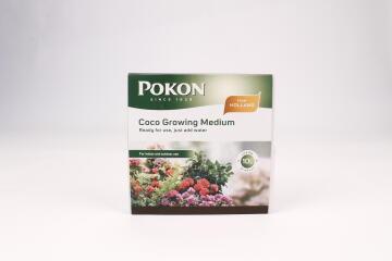 Coco Peat, Growing Medium, POKON, 10 liter