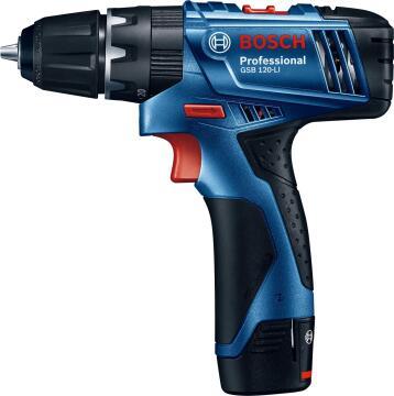Impact Drill Cordless BOSCH Professional Gsb 120 Li 12V 2 Bat 1.5Ah