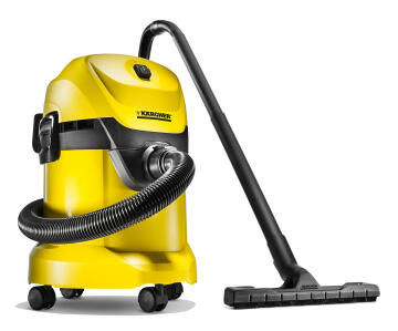 Wet & Dry Vacuum KARCHER Wd3 17 Liters 1000 Watts