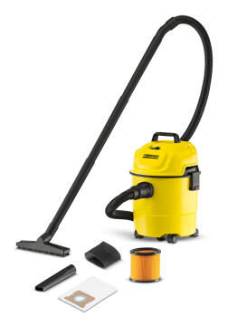 Wet & Dry Vacuum KARCHER Wd 1 15 Liters 1000 Watts