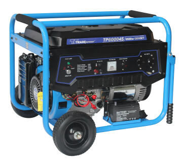 Generator TRADE POWER TP 6000 4S 5.5KW
