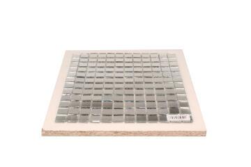 Mosaic Tile FALCON Crystal Glass Mirror 300x300mm