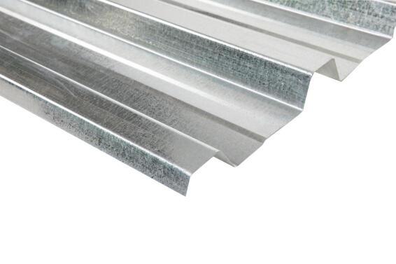 Metal Roof Sheet Ibr Galvanized Steel Z150 3m 0 47mm Leroy Merlin South Africa