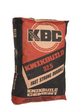 Cement 32.5N 50KG KBC