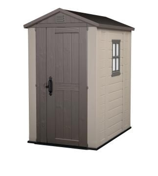 Factor 4X6 Shed