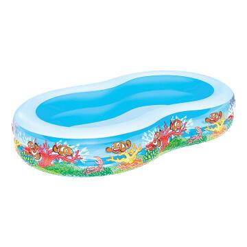 Swimming Pool Lagoon 262 cm X 157 cm X 46 cm