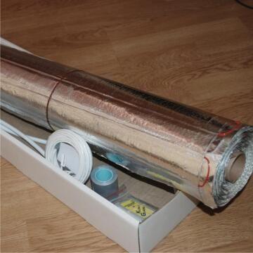 Underfloor heating for wood laminates COLDBUSTER 12 - 14 sqm
