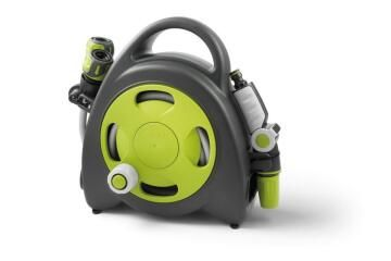 Hose Reel L Mini Green