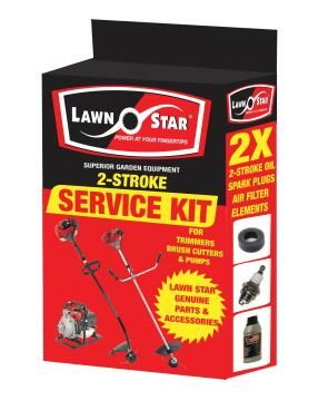 Lawnmower, Service Kit 2-Stroke, LAWNSTAR
