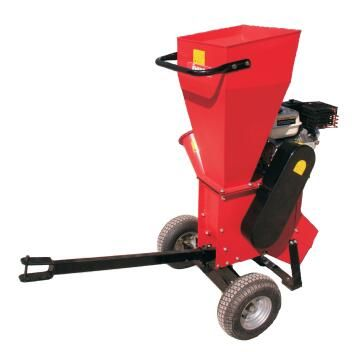 Shredder, Petrol, 6.5HP, 76mm, RED RHINO