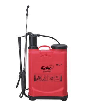 Sprayer, Back Pack Sprayer, RED RHINO, 16 liter