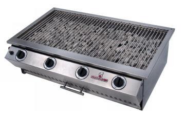 4 Burner Sizzler Gas Grill