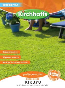 Lawn Seed, Kikuyu Whittet, KIRCHOFFS, 100g