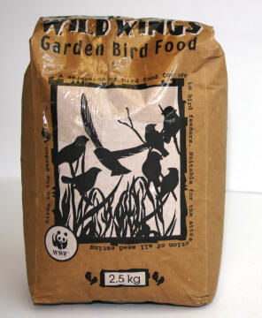 Bird Food, Garden Birds, KIRCHOFFS, 2.5kg