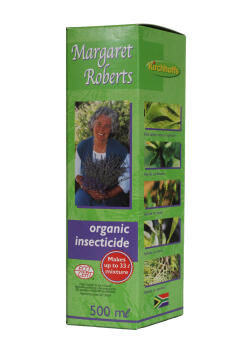 MARGT ROBERTS ORGANIC INSECTICIDE 500ML