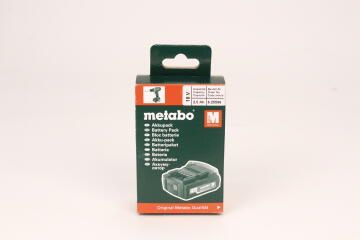 Battery Lithium METABO 18 V 2Ah