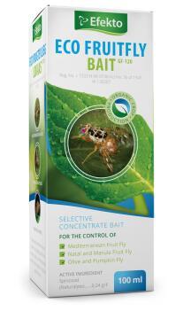 Eco Fruitfly Bait Gf 120 100Ml