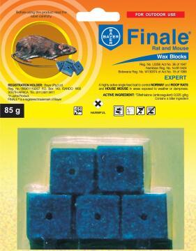 Finale Wax Blocks 85G