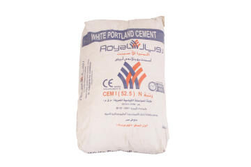 White Cement 52.5N 50KG