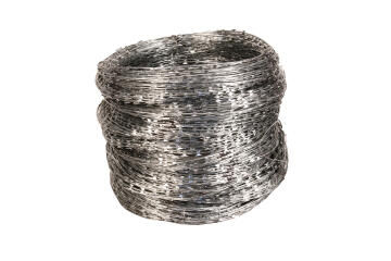 Razor wire barbed tape concertina 500mmx10m african gate