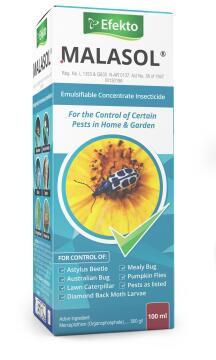 Malasol, Insect Control, EFEKTO, 100ml