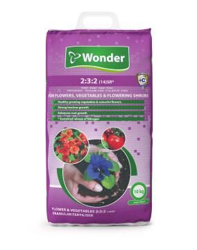 Fertiliser general 2.3.2 +C SR WONDER 10kg