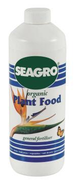 Fertiliser, Fish Emulsion, SEAGRO, 500ml