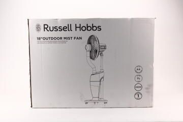 Mist fan outdoor RUSSELL HOBBS RHOMF8