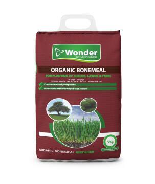 Fertiliser, Bonemeal, WONDER, 5kg