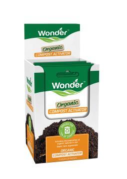 Compost Activator, Organic, WONDER, 5g