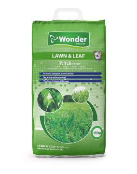Fertiliser lawn & leaf 7:1:3 Vitaliser WONDER 10kg
