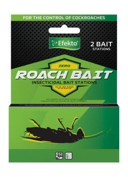 Zero Roach Bait 2 Pack