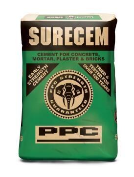 Cement 32.5R 50KG PPC SURECEM