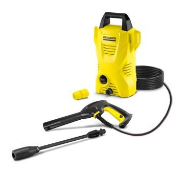 High Pressure Cleaner, K2 Compact, 1400W, 360L/Hour, KARCHER, 110 Bar Max
