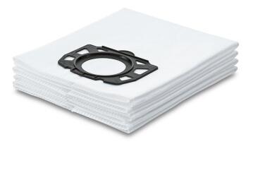 Filter Bags-Fleece 4Pc Wd 4/6 KARCHER