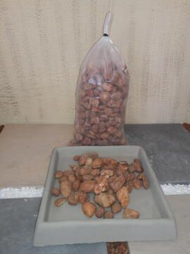 Pebble Red Diamond Large 20 kg