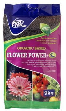 Fertiliser, Flower Power, PROTEK, 9kg