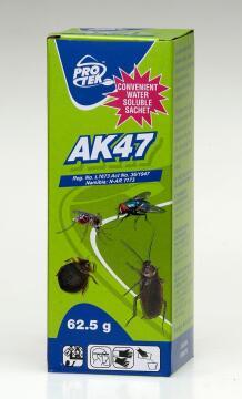 Ak47, Insect Control, PROTEK, 62.5g