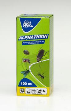 Alphathrin, Indoor Pest Control, PROTEK, 100ml