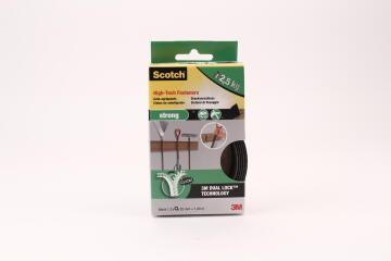 Strong Fasteners 2 Rolls Black