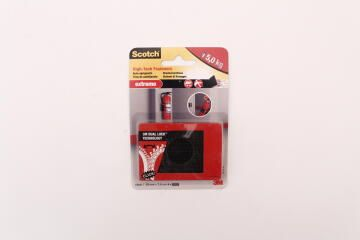 Extreme Fasteners 2Strips Black 2P