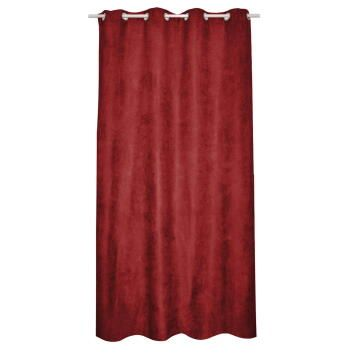 CURT SUE 180G/M2 RED 140X260CM