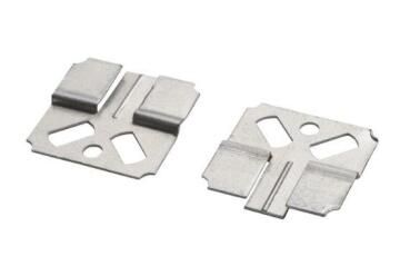Clip 1mm for PVC Cladding Installation-pack of 250