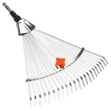 Rake, Combisystem Adjustable Rake, GARDENA, 3103-20, 455mm