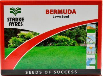 Lawn Seed, Bermuda Grass, STARK AYRES, 500g