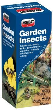 Garden Insects, Insect Control, KOMBAT, 100ml