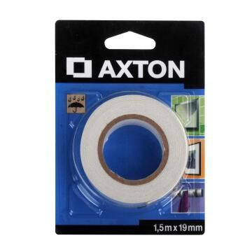 AXTN TAPE DBL GLUE FOR MIRROR 1.5MX19MM