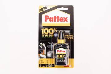 All-purpose glue 100% repair 50g pattex