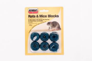 Rats And Mice Blocks 60G